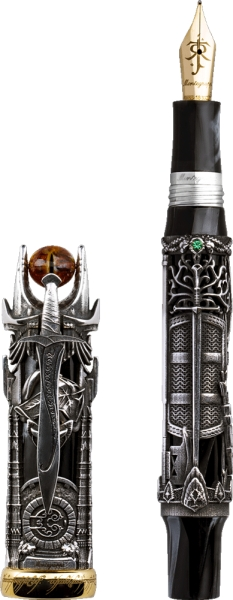 The Lord Of The Rings L.E., Fountain Pen, Silver